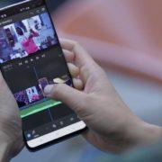 Android редагування відео