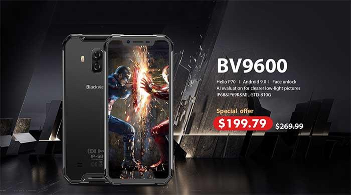 Blackview BV9600