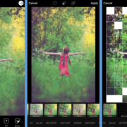 Підправити фото на Android