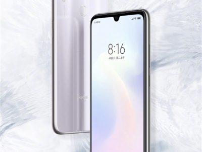 Redmi Note 7 white