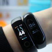 Xiaomi Mi Band 5 і Band 4