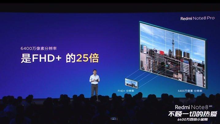 Redmi Note 8 Pro розширення фото