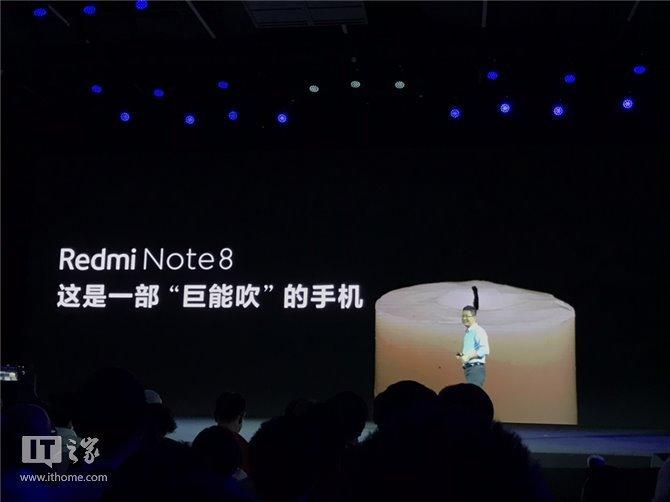 Redmi Note 8 погашення свічки