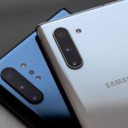 Камера Samsung Galaxy Note10