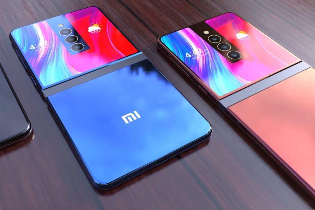 Xiaomi гнучкий смартфон