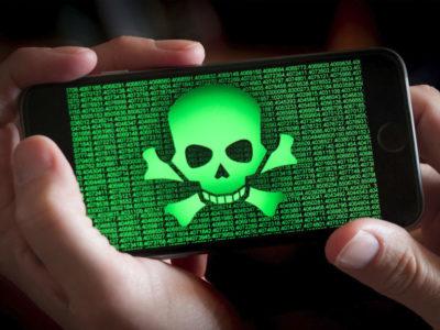 Вірус на смартфоні