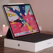 iPad Pro 2019