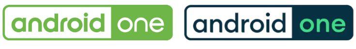 Нові логотипи android one