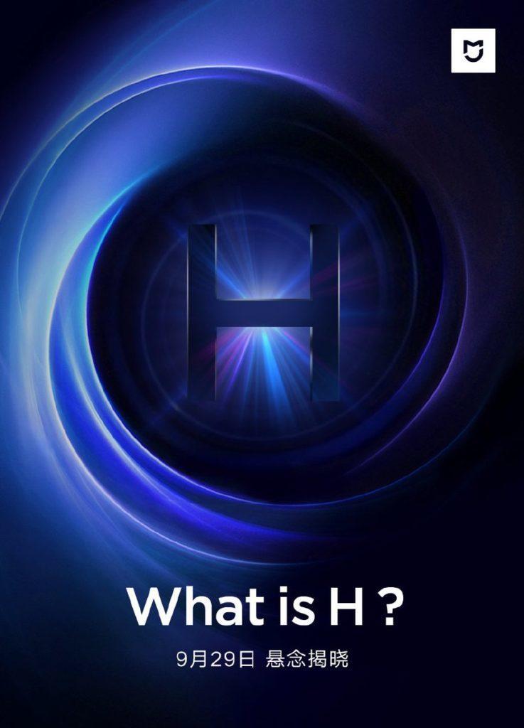 Xiaomi H