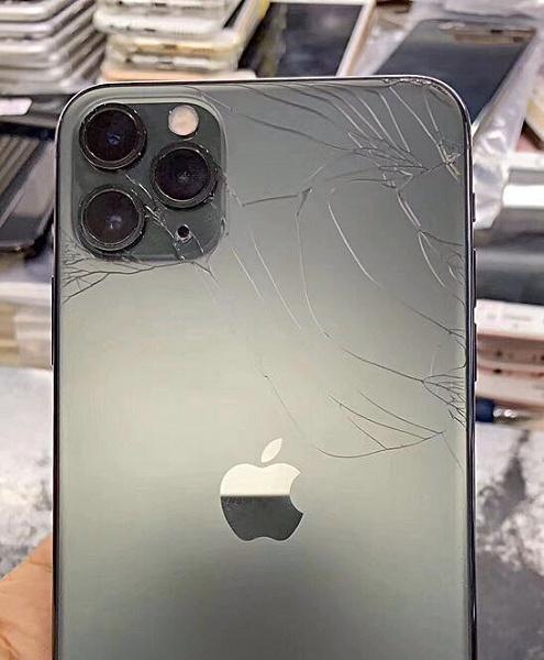 iPhone 11 бетон