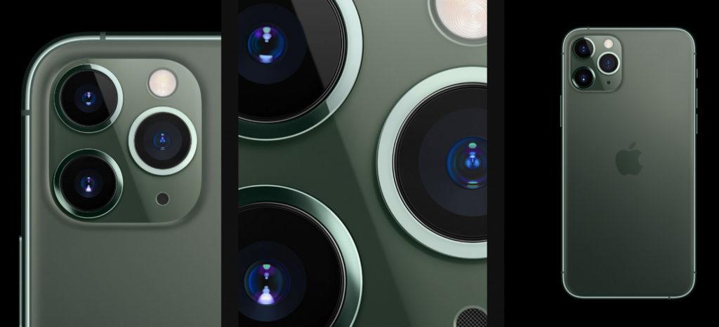 iPhone 11 камери