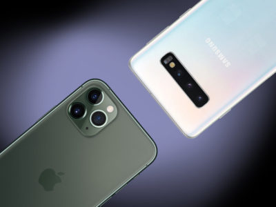 iPhone 11 Pro Max vs Samsung Galaxy Note 10+
