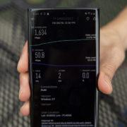 Samsung Galaxy Note 10+ 5G - результати тесту