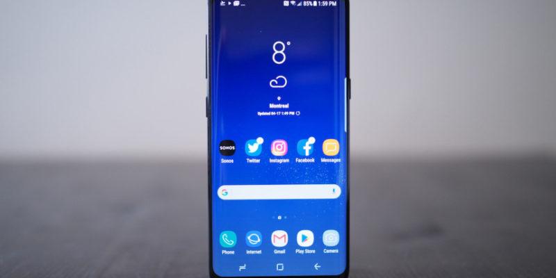 По дизайну Galaxy S8 цікавіший