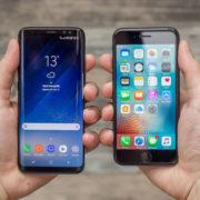 Samsung Galaxy S8 чи iPhone 7