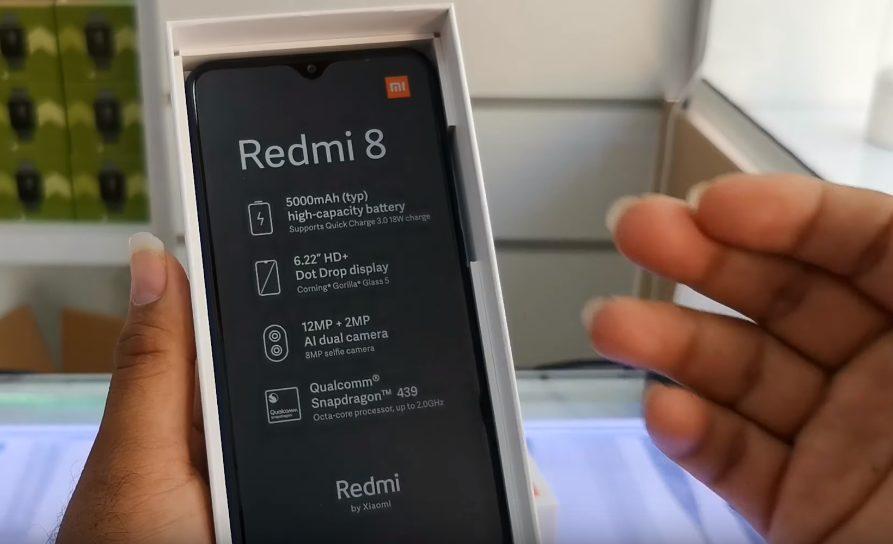 Redmi 8