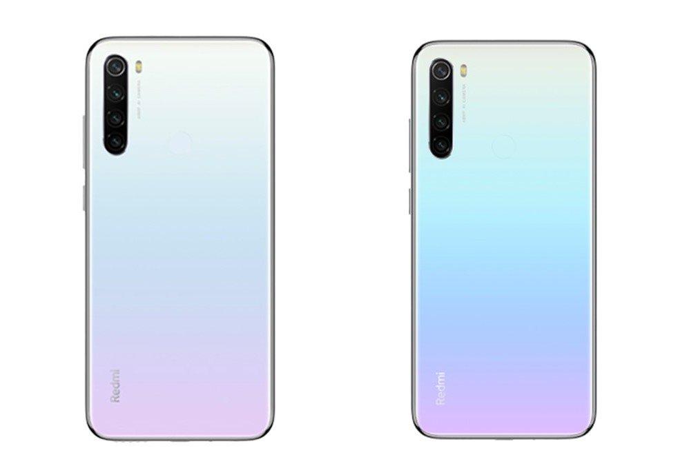 Redmi Note 8T і Redmi Note 8