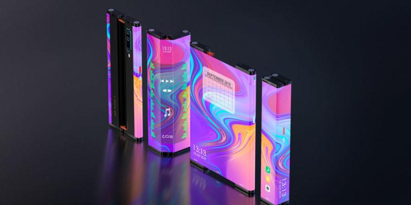 Xiaomi Mi Mix Alpha P