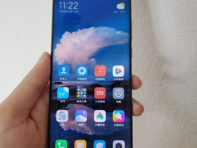 Xiaomi камерафон