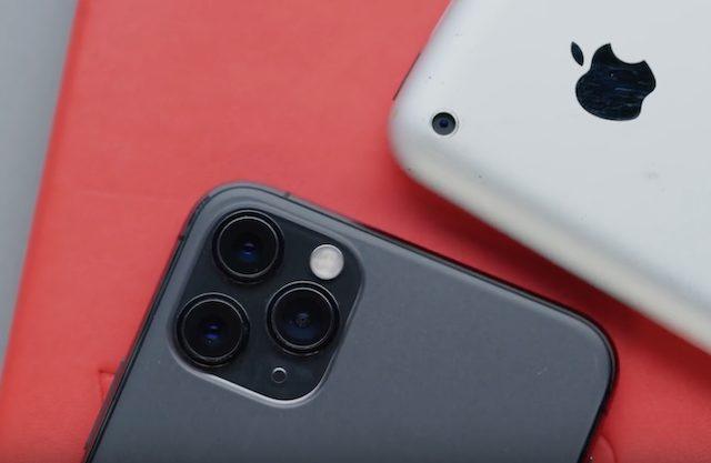 iPhone 11 Pro vs iPhone