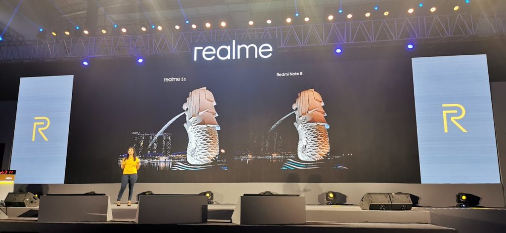 головний конкурент Redmi Note 8