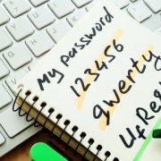 Змінюйте паролі для захисту акаунтів