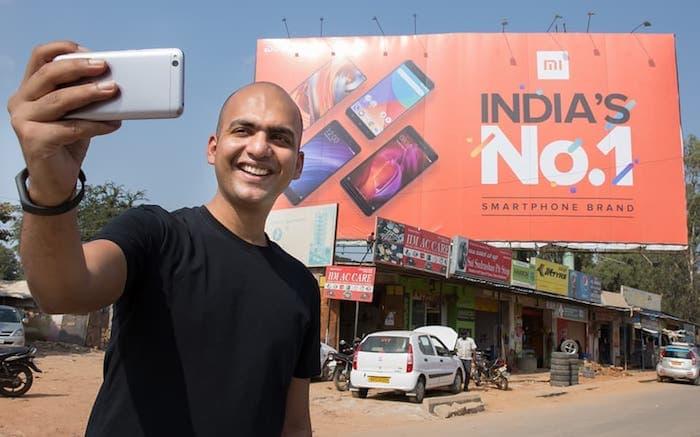 Xiaomi хоче зробити Індію світовим виробничим центром
