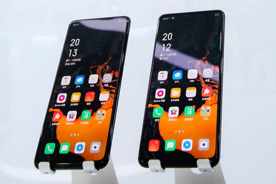 Oppo - перший в світі смартфон без кнопок і отворів з підекранною камерою