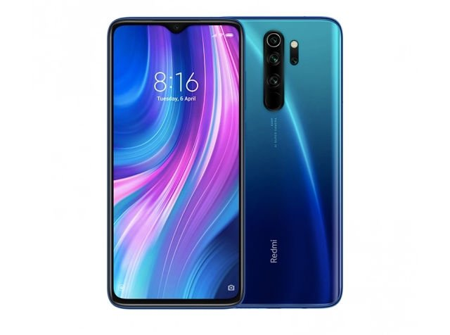 Redmi Note 8 Pro Electric Blue