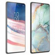 Samsung Galaxy S10 Lite (праворуч) і Note10 Lite (зліва)