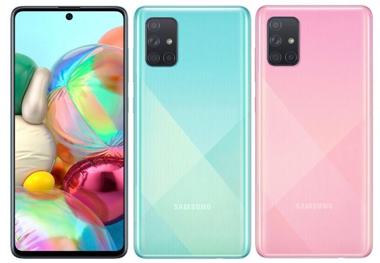 Sasmung Galaxy A71