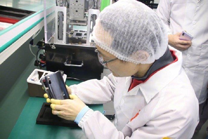 Xiaomi побудувала суперфабрику