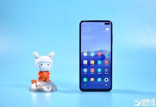 Xiaomi Redmi K30: більше живих фото в двох кольорах