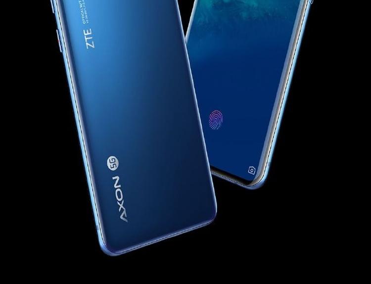 ZTE презентує смартфон Axon 10s Pro
