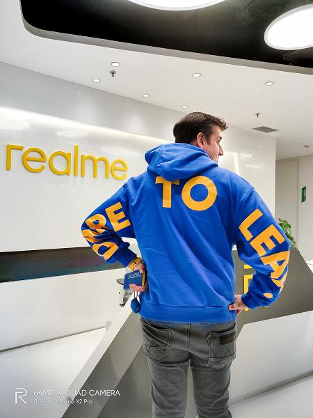 Фітнес-браслет Realme