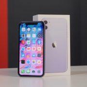 iPhone 11 - єдиний флагман-2019 з роздільною здатністю екрану нижче Full HD. І один з небагатьох з IPS