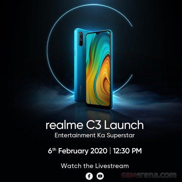 Realme C