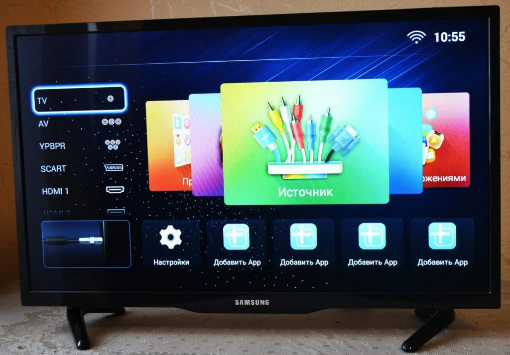 Samsung Smert TV