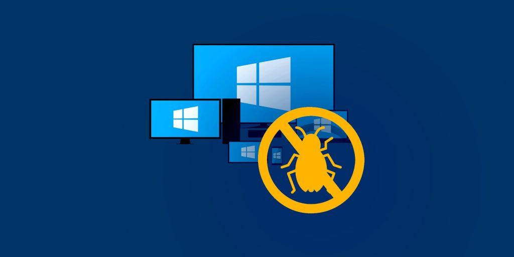 Windows 10 antivirus