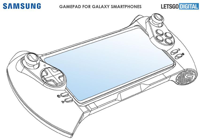 Samsung геймпад