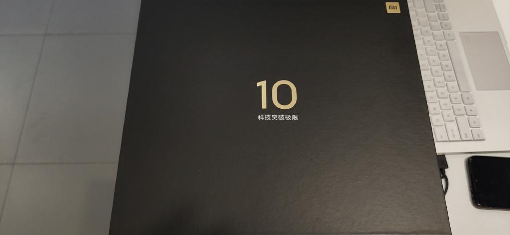 Xiaomi Mi 10th Anniversary Edition
