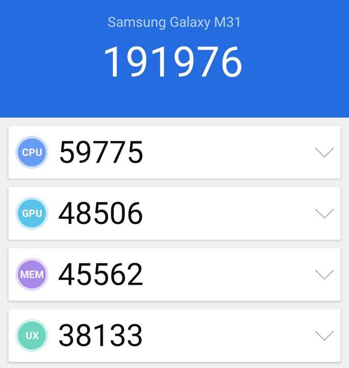 Огляд Samsung Galaxy A31 та Galaxy M31
