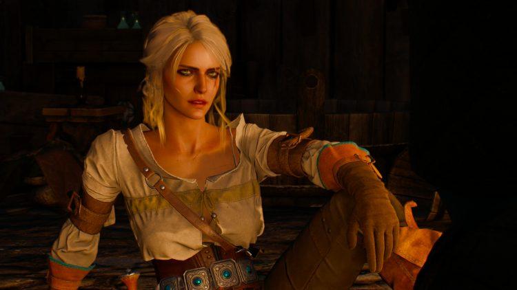 Цирі - головна героїня The Witcher 4