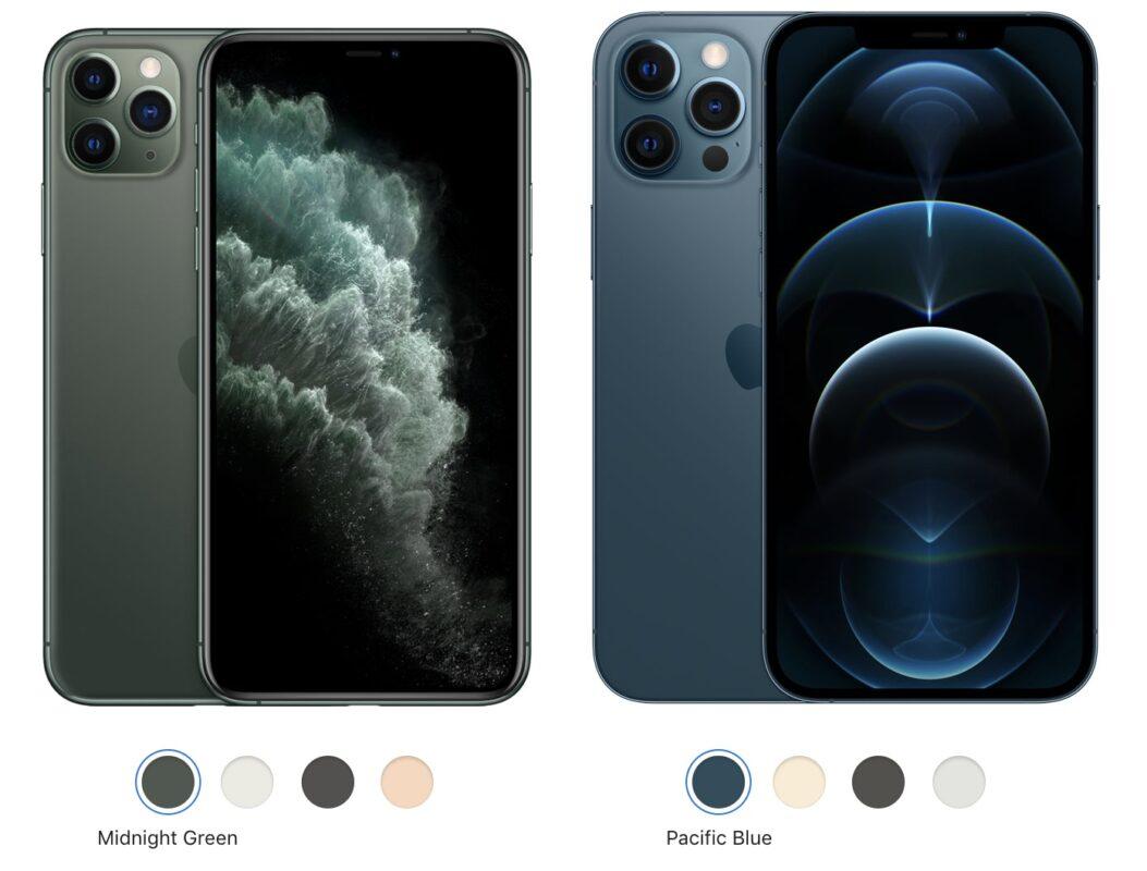 iphone 11 vs iphone_12