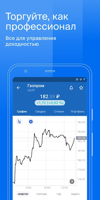 лучшее приложение для инвестиций