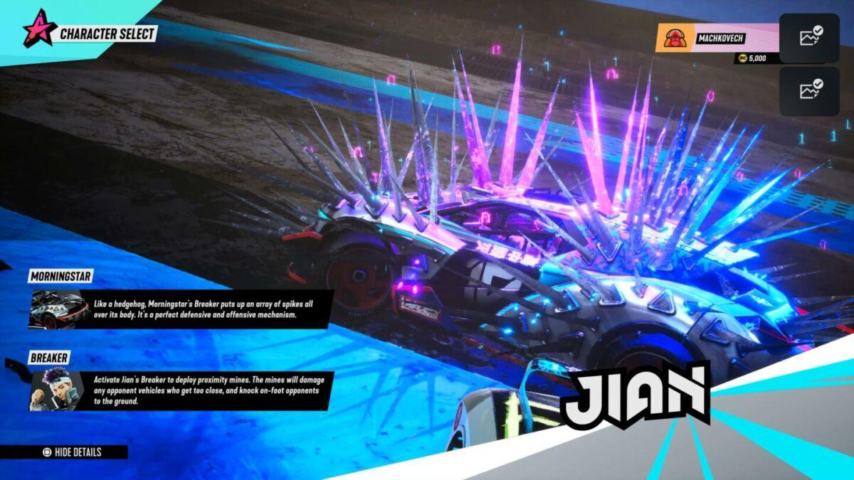 Огляд Destruction AllStars: Бойові перегони на PlayStation 5
