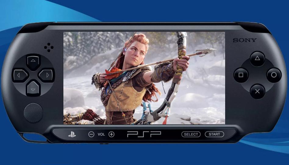 Sony PlayStation Portable 5G