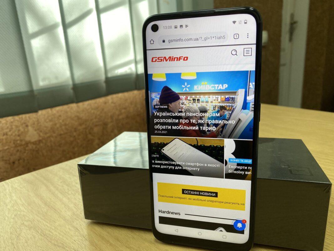 Огляд OnePlus Nord N100 – економія без халтури