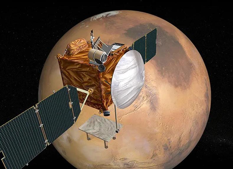 орбітальний апарат