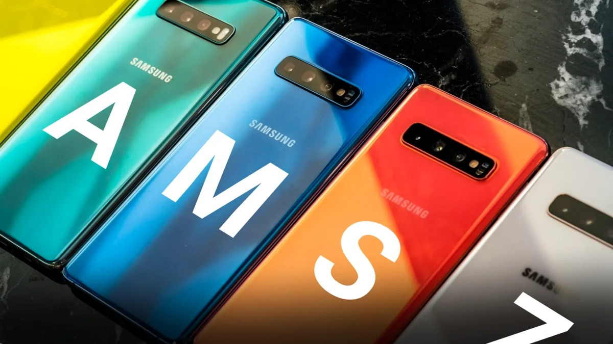 Samsung серії
